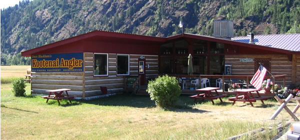 Kootenai Angler Fly Shop
